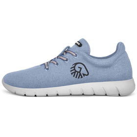 Giesswein Merino Wool Runners Damen himmelblau